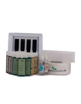Rullvaxpaket Välj mellan dubbel- eller 4x-värmare