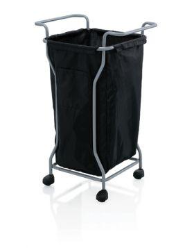 Smutsig tvättvagn