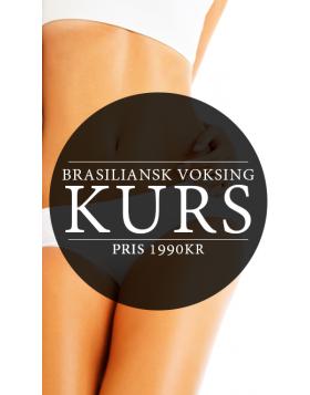 Kurser - Brasiliansk vaxning
